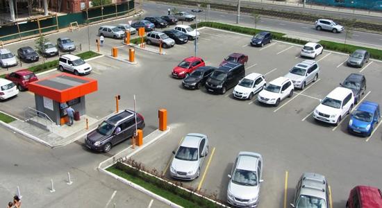 Охрана парковки